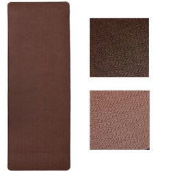 Imprint Cobblestone Anti Fatigue Comfort Runner Mat 26 X 72