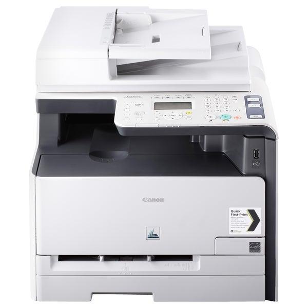 Canon imageCLASS MF8080CW Laser Multifunction Printer - Color - Plain