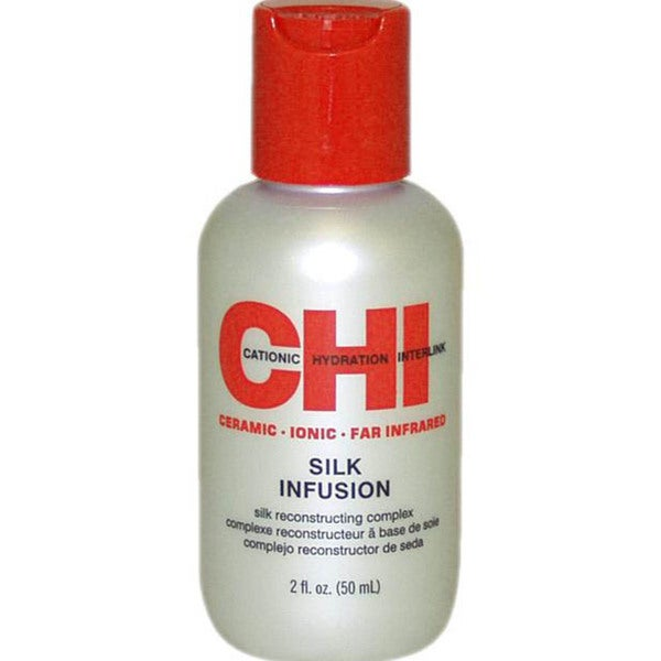 Chi Silk Infusion 2-ounce Leave-in Hair Treatment