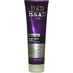 TIGI Bed Head Styleshots Hi-Def Curls 8.45-ounce Shampoo