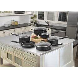 Cuisinart 55-11BK Black Advantage Nonstick 11-piece Cookware Set