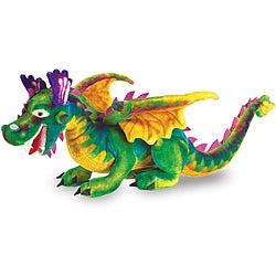 Melissa & Doug Plush Dragon Animal Toy