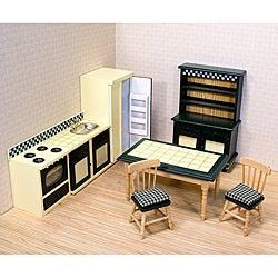 Melissa & Doug Kitchen Furniture Play Set