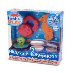 Melissa & Doug High Sea Symphony Play Set