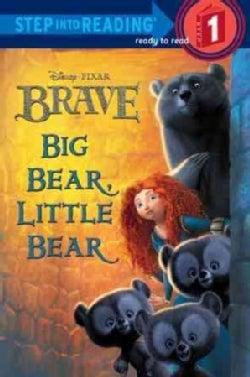Big Bear, Little Bear (Paperback)