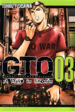 GTO: 14 Days in Shonan 3 (Paperback)