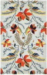 Safavieh Handmade New Zealand Wool Mirage Blue Rug (7'6 x 9'6)