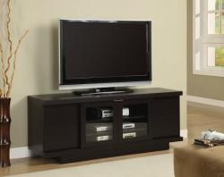 Cappuccino TV Console With Storage
