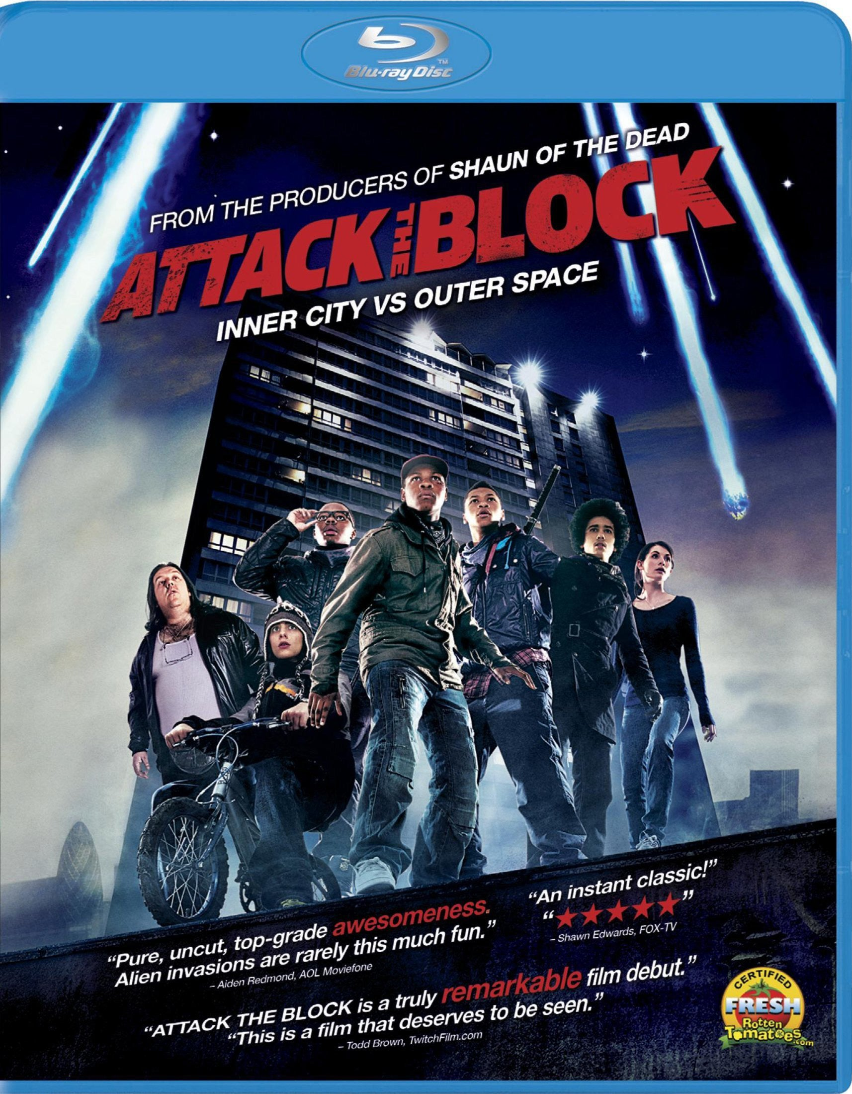 Attack The Block (Blu-ray Disc)