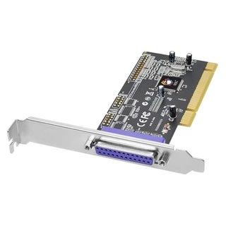 SIIG 1-port PCI Parallel Adapter