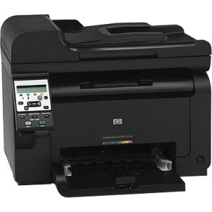 HP LaserJet Pro 100 M175NW Laser Multifunction Printer - Color - Plai