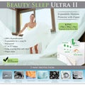 Bed Bug Waterproof Expandable to 20-inches Mattress Cover