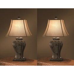Tempura 30-inch 1-light Table Lamps (Set of 2)