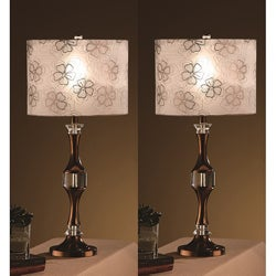 Betson 30-inch Table Lamps (Set of 2)