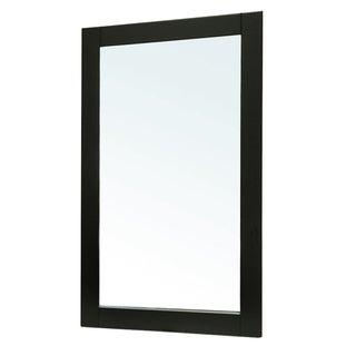 Tarrazo Black Bathroom Vanity Mirror