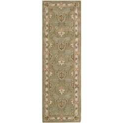 Nourison Hand-tufted Caspian Wool Rug (2'3 x 7'6)
