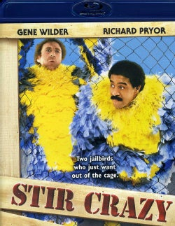 Stir Crazy (Blu-ray Disc)