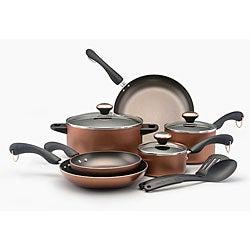 Paula Deen Signature 11-piece Cookware Set