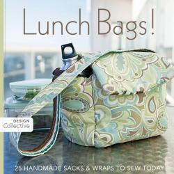 C&T Publishing Stash Books 'Lunch Bags' Book