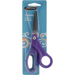 Fiskars Purple Student Sewing Scissors
