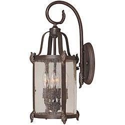World Imports Old Sturbridge Collection 4-light Outdoor Wall Lantern