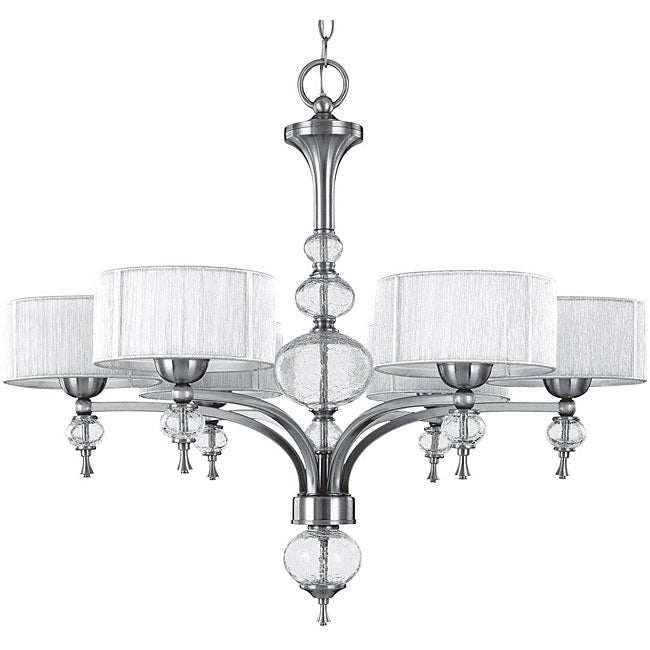 World Imports Bayonne Collection 6-light Chandelier