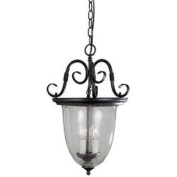World Imports Cardiff Collection 3-light Hanging Pendant