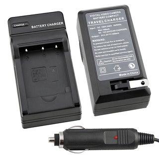 INSTEN Compact Battery Charger Set for Nikon EN-EL19 with Smart LED Indicator