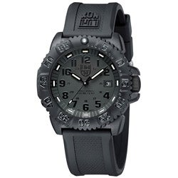 Luminox Men's Colormark Blackout Watch