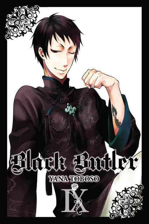 Black Butler 9 (Paperback)