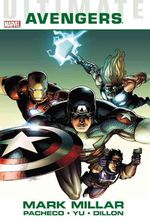 Ultimate Comics Avengers by Mark Millar Omnibus (Hardcover)