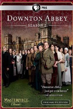 Masterpiece Classic: Downton Abbey Season 2 (Original U.K. Unedited Edition) (DVD)