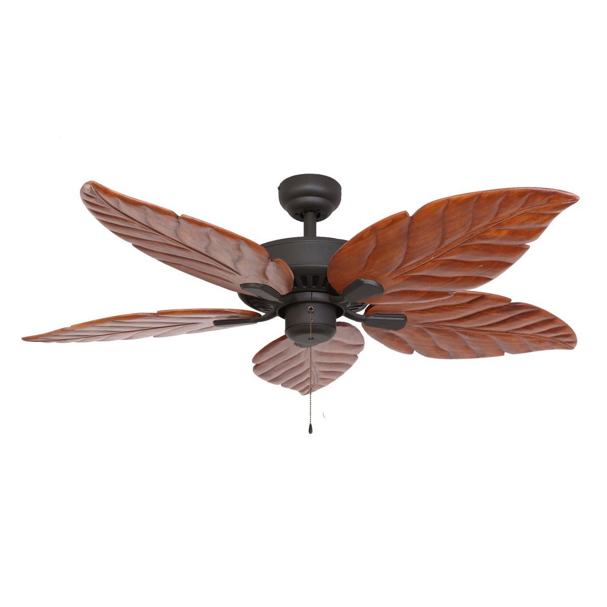 EcoSure Aruba Bronze 52-inch Ceiling Fan