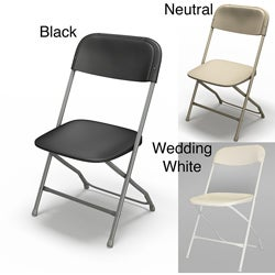 Mayline Event Series 2200FC Folding Chairs (Pack of 8)