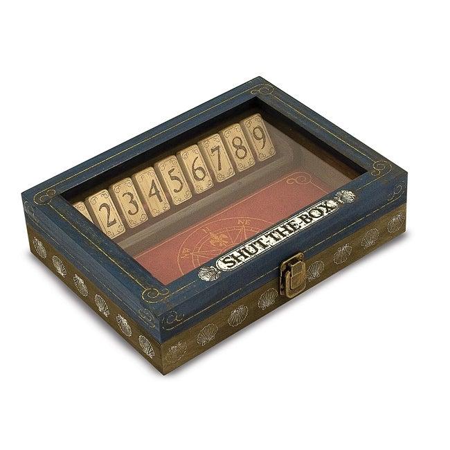 Melissa & Doug Shut-the-Box Puzzle Game