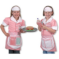 Melissa & Doug Waitress Role Play Set
