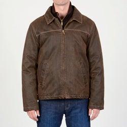 R&O Men's 3-in-1 Interchange Jacket with Removeable Inner Fleece Shell