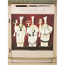 Appliance Art '3 Chefs' Dishwasher Cover