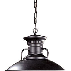 World Imports Luray Collection Single Light Large Pendant
