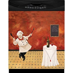 Appliance Art 'French Chef' Dishwasher Cover