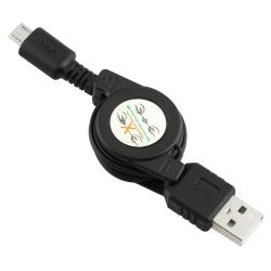 INSTEN Chargers/ USB Cable/ Phone Holder for HTC myTouch 4G/ G2/ Desire