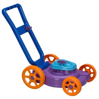 American Plastic Toys Lawn Mower Toys (Pack of 4)