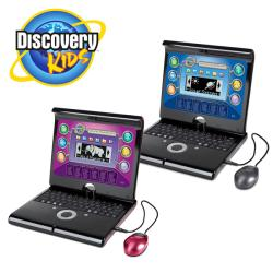 Discovery Kids Teach 'n' Talk Exploration Laptop