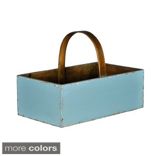 French Style Wood Baskets