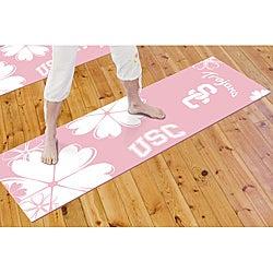Fanmats University of Southern California Yoga Mat