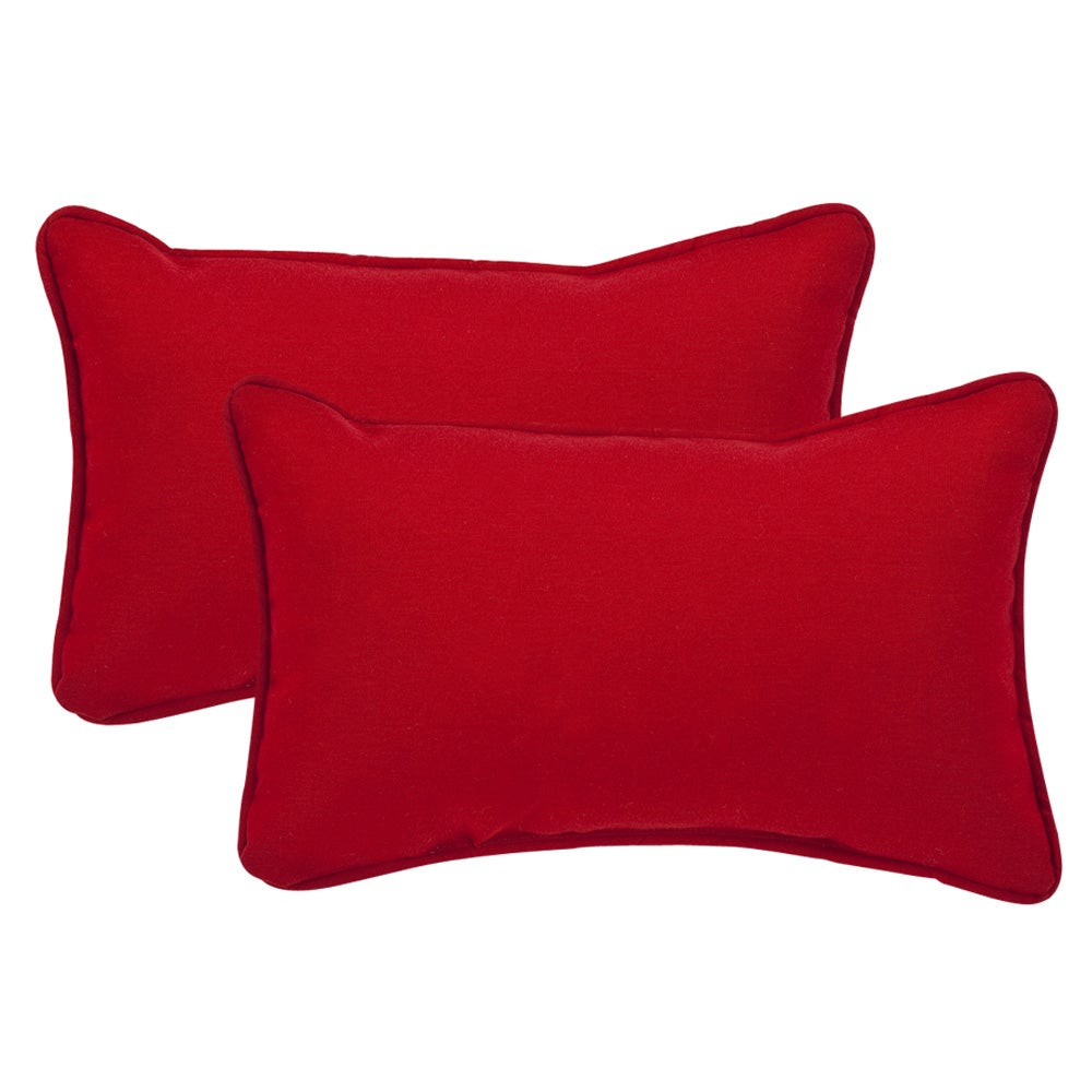 Big Lots Red Throw Pillows : Share: