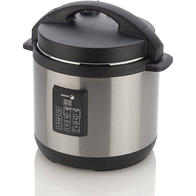 Fagor Electric Pressure Cooker Plus