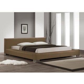 Bali King-size Platform Bed