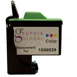 Sophia Global Lexmark 26 Color Ink Cartridge (Remanufactured)