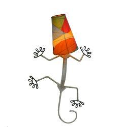 Multi Gecko Wall Lamp (Philippines)